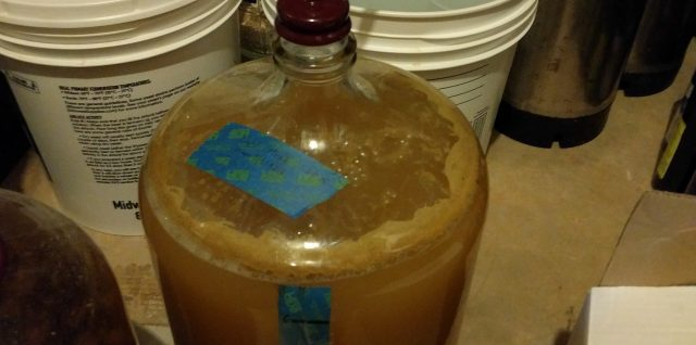 Mead Fermenting