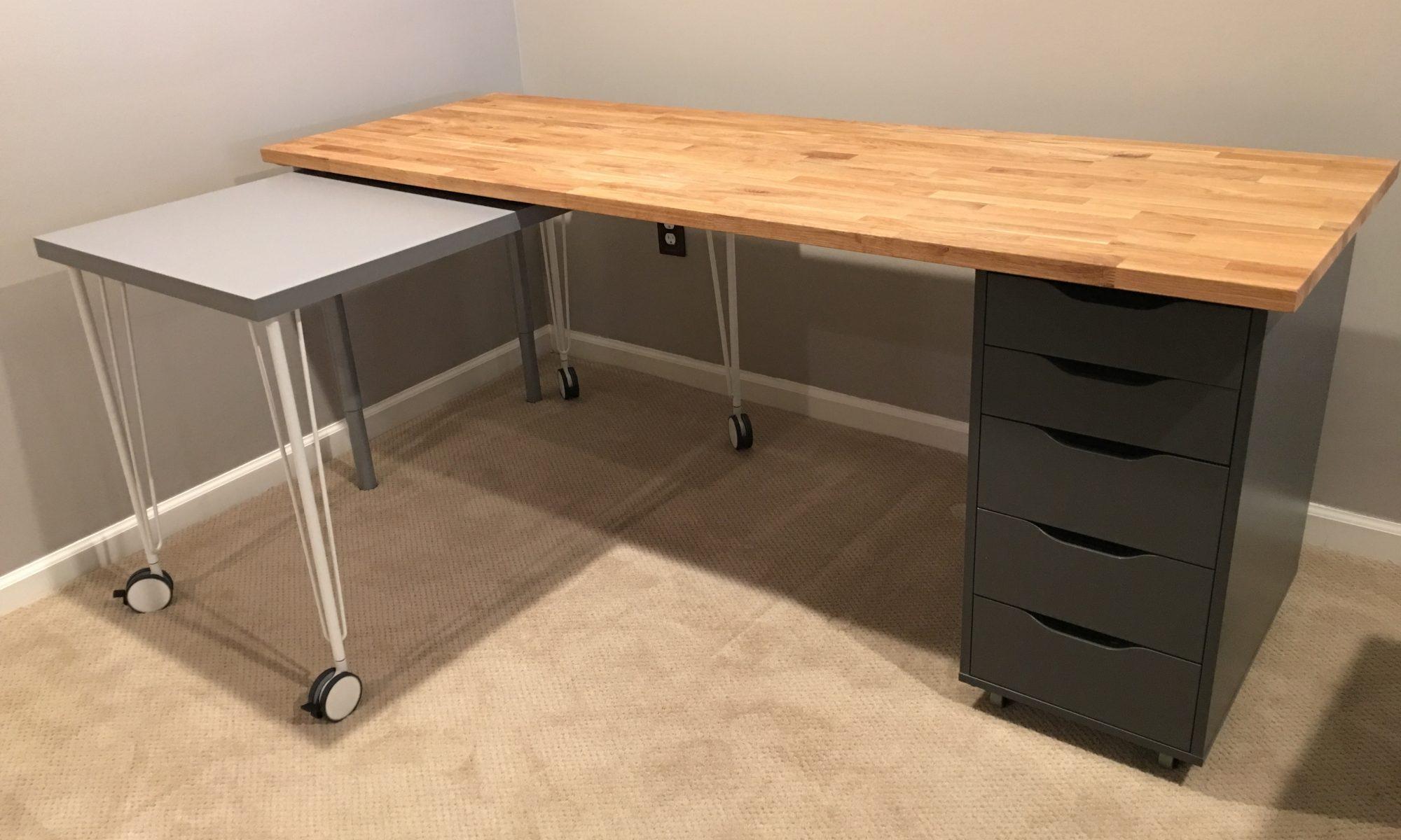 IKEA Hacked Desks